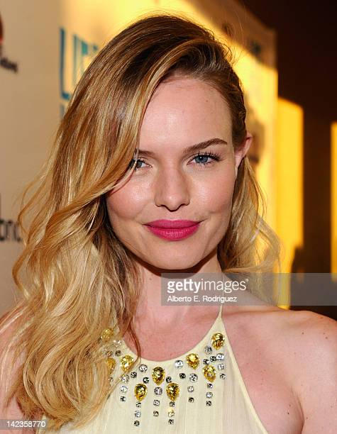 Actress Kate Bosworth arrives to the premiere of 'Lfe Happens' at AMC Century City 15 theaters on April 2 2012 in Century City California