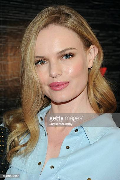 Actress Kate Bosworth attends GUESS Celebrates New York Fashion Week On the Road to Nashville at Center 548 on February 11 2014 in New York City