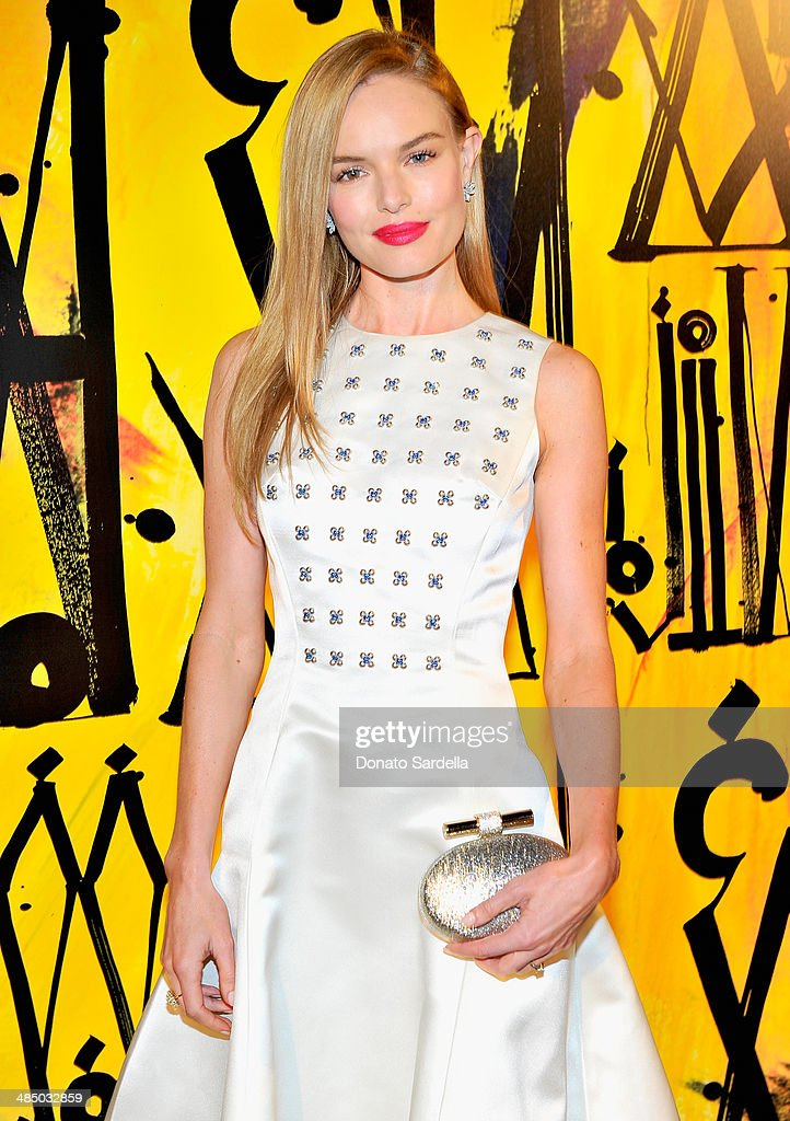 Actress Kate Bosworth attends Launch Of CHOO.08 hosted by Jimmy Choo's Sandra Choi on April 15, 2014 in Beverly Hills, California.