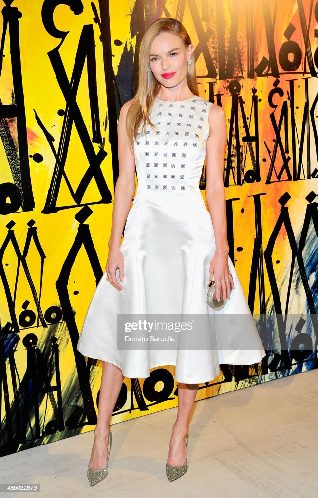 Actress <a gi-track='captionPersonalityLinkClicked' href=/galleries/search?phrase=Kate+Bosworth&family=editorial&specificpeople=201616 ng-click='$event.stopPropagation()'>Kate Bosworth</a> attends Launch Of CHOO.08 hosted by Jimmy Choo's Sandra Choi on April 15, 2014 in Beverly Hills, California.