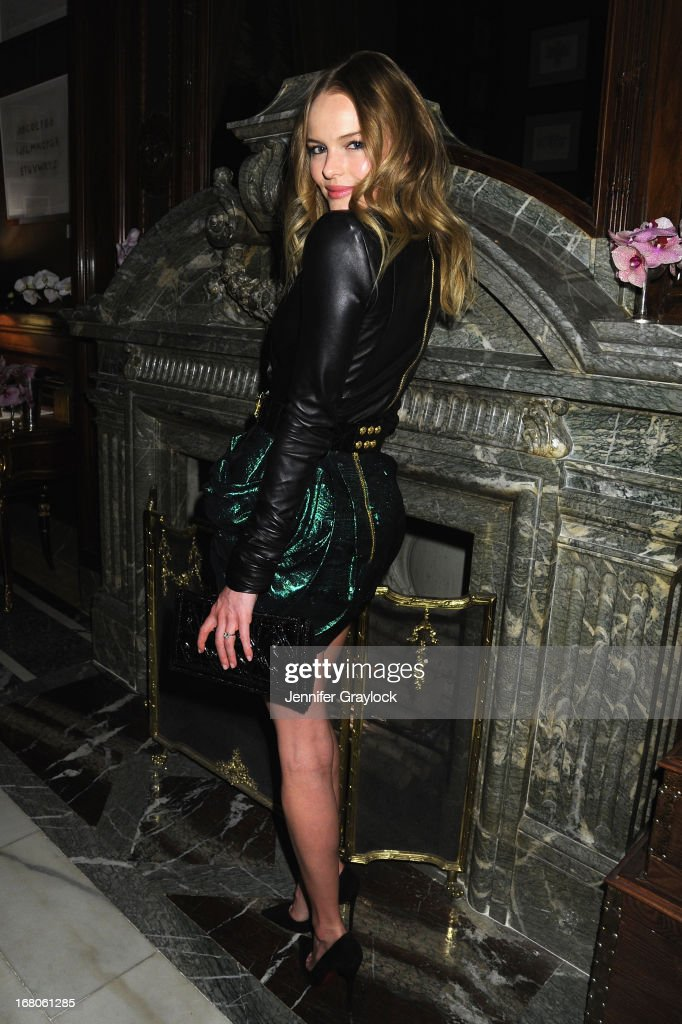 Actress Kate Bosworth attends Moda Operandi and St. Regis Hotels & Resorts event 'A Midnight Supper' to celebrate the launch of the exclusive Punk Collection on preview at The St Regis New York on May 4, 2013 in New York City.