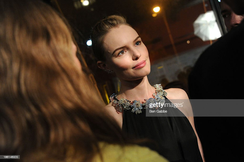 Actress <a gi-track='captionPersonalityLinkClicked' href=/galleries/search?phrase=Kate+Bosworth&family=editorial&specificpeople=201616 ng-click='$event.stopPropagation()'>Kate Bosworth</a> attends the 'Big Sur' premiere at Sunshine Landmark on October 28, 2013 in New York City.