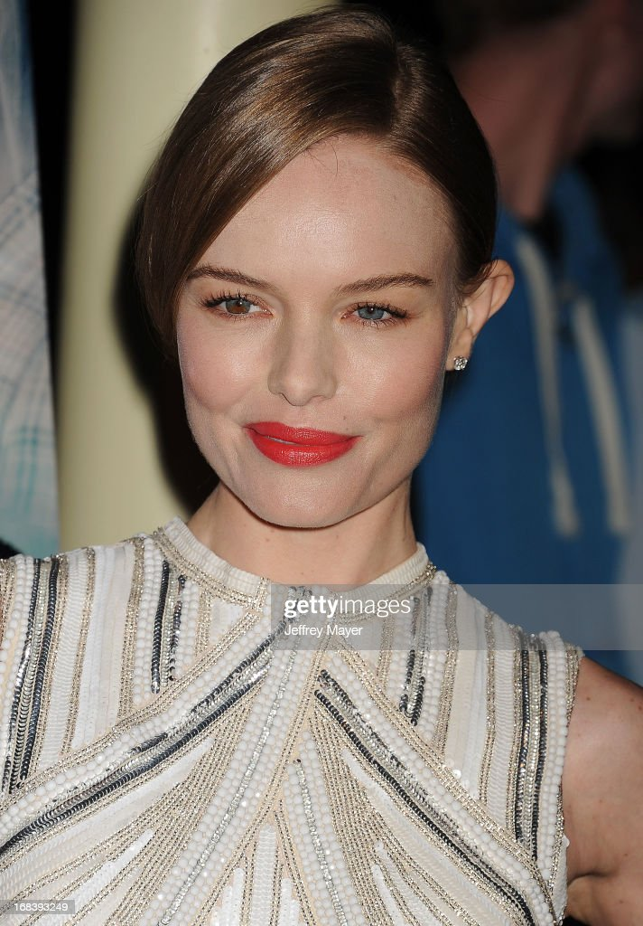 Actress Kate Bosworth attends the 'Black Rock' Premiere held at ArcLight Hollywood on May 8, 2013 in Hollywood, California.