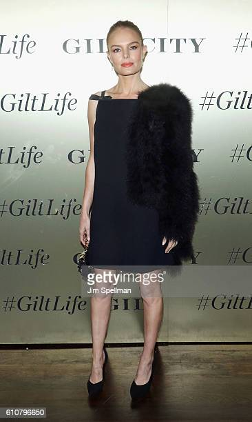 Actress Kate Bosworth attends the #GiltLife launch party held at a private residence on September 27 2016 in New York City