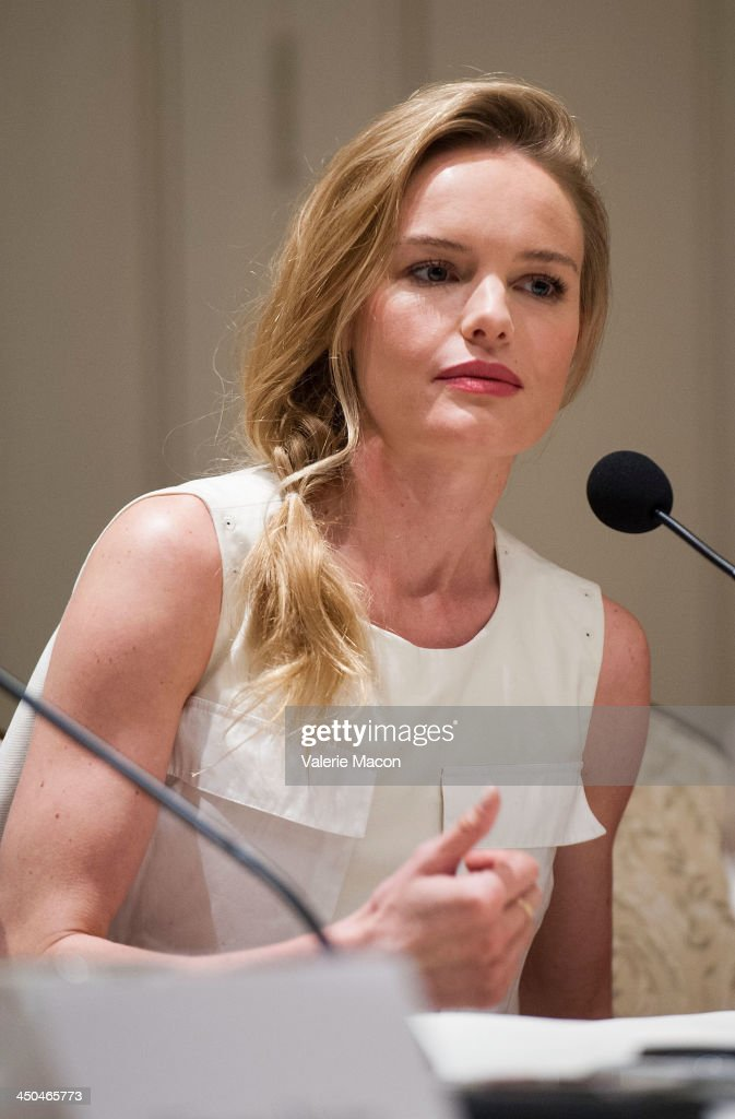 Actress Kate Bosworth attends the 'Homefront' Los Angeles press conference and photo call at Four Seasons Hotel Los Angeles at Beverly Hills on November 18, 2013 in Beverly Hills, California.