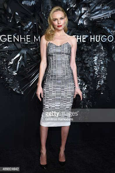 Actress Kate Bosworth attends the Hugo Boss Prize 2014 at Guggenheim Museum on November 20 2014 in New York City