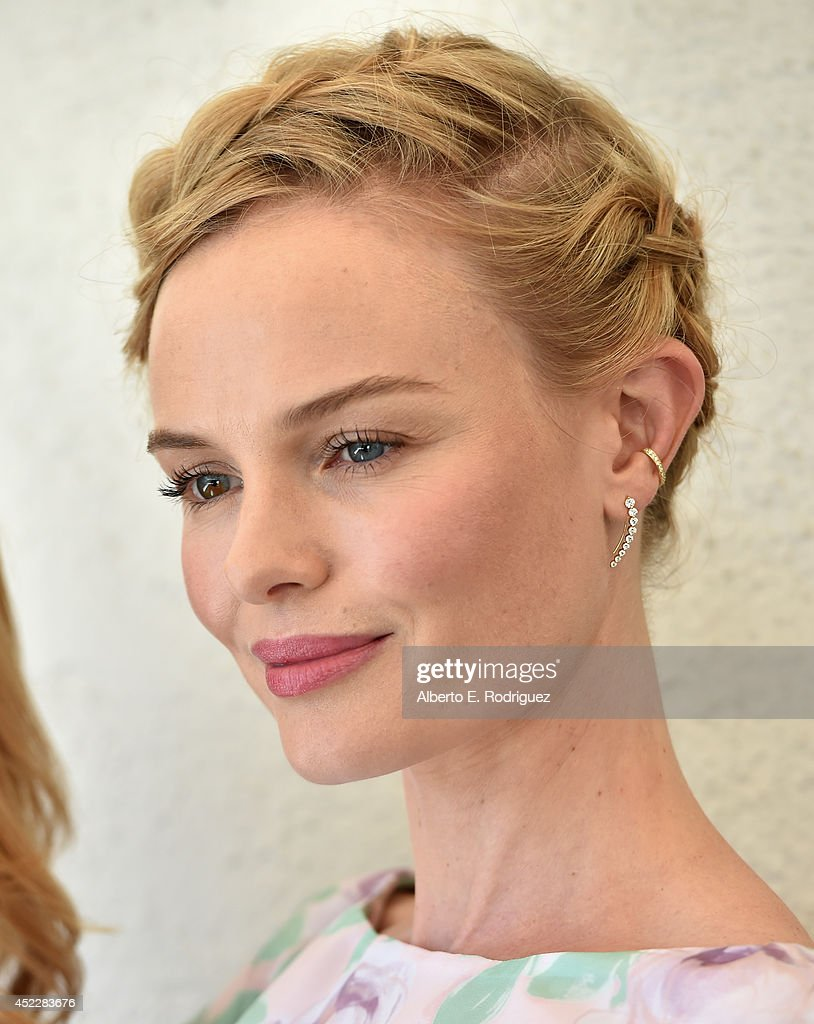 Actress Kate Bosworth attends the launch of Kate Bosworth & Samantha ...