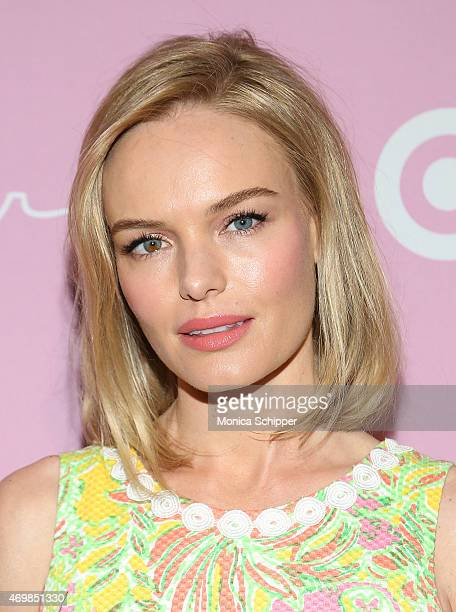 Actress Kate Bosworth attends the Lilly Pulitzer For Target Collaboration at Bryant Park Grill on April 15 2015 in New York City