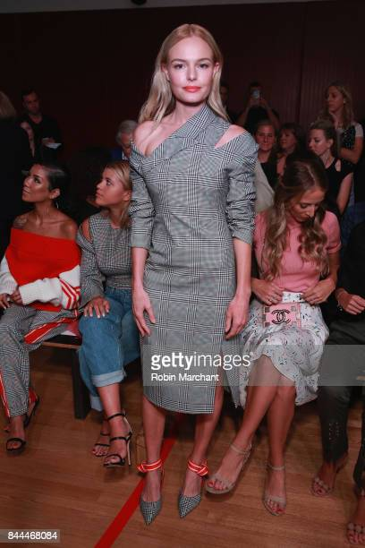 Actress Kate Bosworth attends the Monse fashion show during New York Fashion Week The Shows on September 8 2017 in New York City