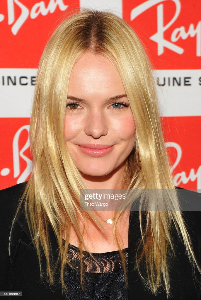 Actress Kate Bosworth attends the Ray-Ban Aviator: The Essentials Event featuring Iggy Pop at Music Hall of Williamsburg on May 12, 2010 in New York City.