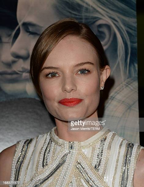 Actress Kate Bosworth attends the screening of LD Entertainment's 'Black Rock' at ArcLight Hollywood on May 8 2013 in Hollywood California