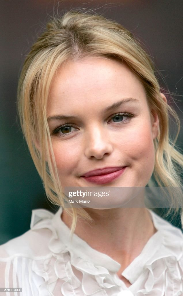 Actress Kate Bosworth attends the 'Superman Returns' apparel launch at Kitson on May 1 2006 in Beverly Hills California
