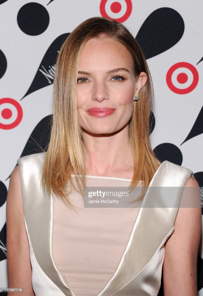 Actress Kate Bosworth attends the Target + Neiman Marcus Holiday Collection launch event on November 28, 2012 in New York City.