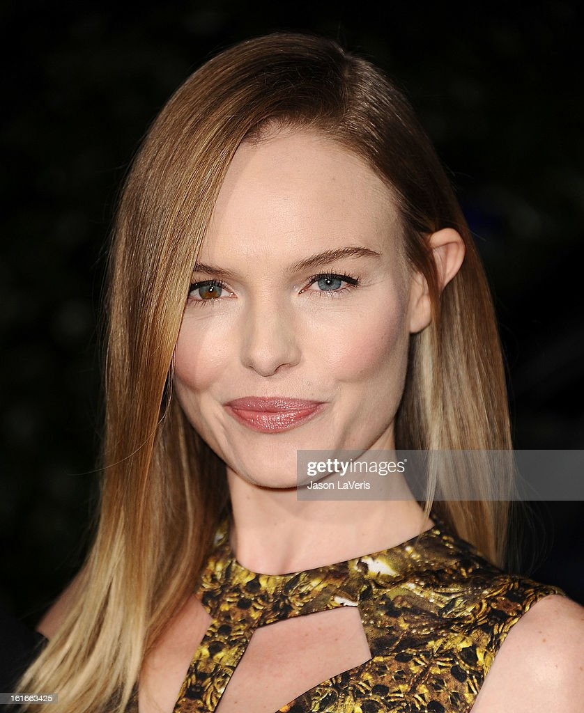 Actress Kate Bosworth attends the Topshop Topman LA flagship store opening party at Cecconi's Restaurant on February 13, 2013 in Los Angeles, California.