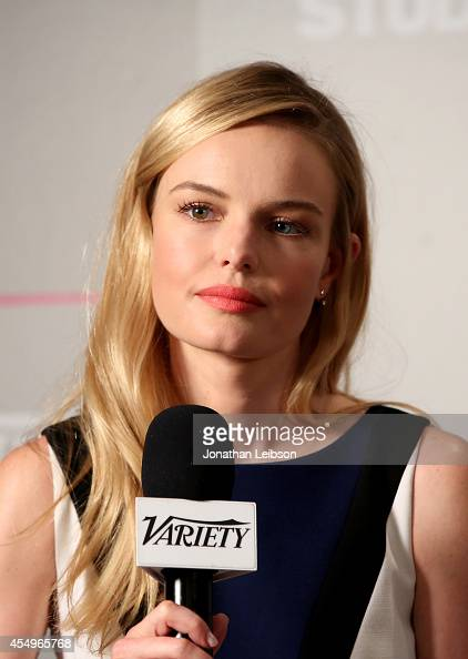 Actress Kate Bosworth attends the Variety Studio presented by Moroccanoil at Holt Renfrew during the 2014 Toronto International Film Festival on...