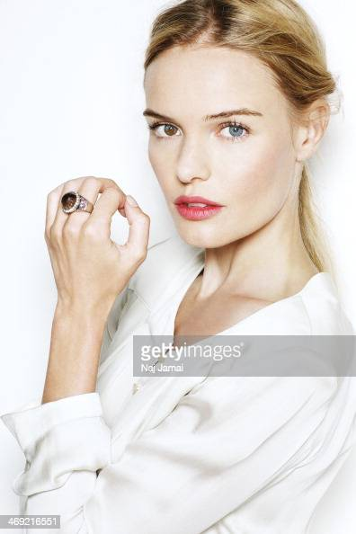 Actress Kate Bosworth is photographed for Self Assignment on November 8 2011 in Los Angeles California