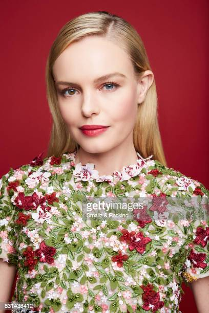 Actress Kate Bosworth poses for portrait session at the 2017 Summer TCA session for National Geographic Channel's 'Long Road Home' on July 25 2017 in...