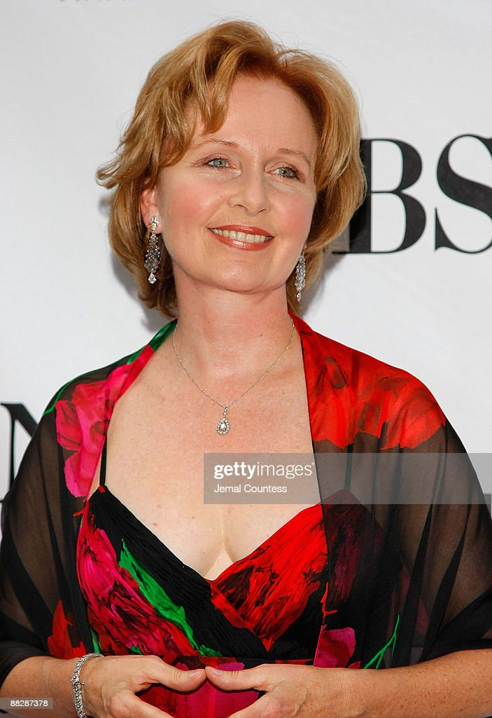 Actress Kate Burton attends the 63rd Annual Tony Awards at Radio City Music Hall on June 7 2009 in New York City