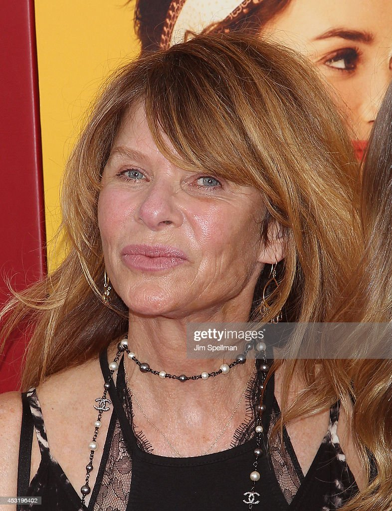Actress Kate Capshaw attends the 'The Hundred-Foot Journey' New York Premiere at Ziegfeld Theater on August 4, 2014 in New York City.