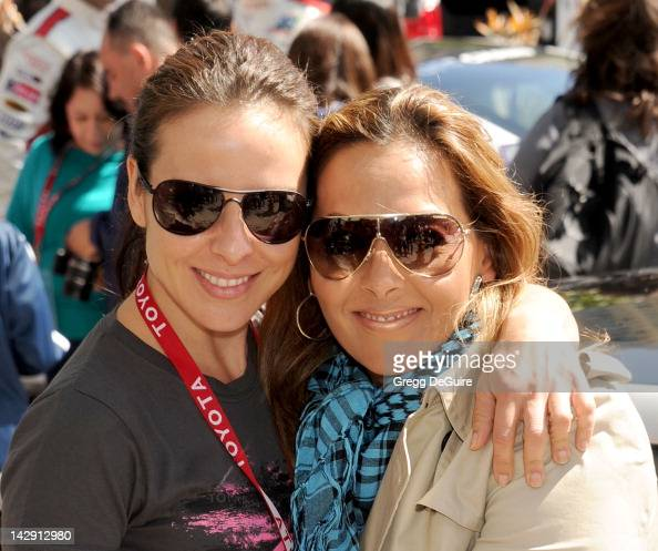 Actress Kate del Castillo and...