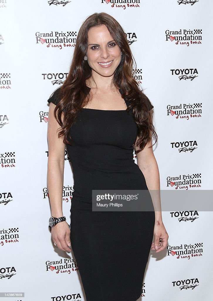 Actress <a gi-track='captionPersonalityLinkClicked' href=/galleries/search?phrase=Kate+del+Castillo&family=editorial&specificpeople=751402 ng-click='$event.stopPropagation()'>Kate del Castillo</a> arrives at the Toyota Charity Ball on April 13, 2012 in Long Beach, California.