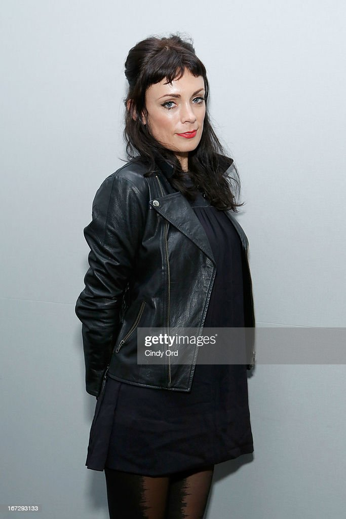 Actress Kate Elliott attends Meet the Filmmaker: 'Fresh Meat' during the 2013 Tribeca Film Festival at the Apple Store Soho on April 23, 2013 in New York City.