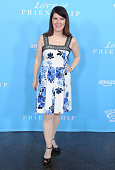 Actress Kate Flannery arrives at the premiere of Roadside Attractions' 'Love And Friendship' at Directors Guild Of America on May 3 2016 in Los...