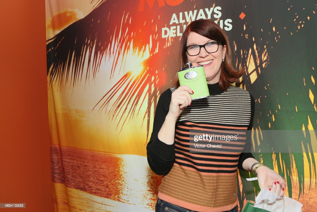 Actress Kate Flannery attends Avocados From Mexico Film Festival Suite on January 17, 2014 in Park City, Utah.
