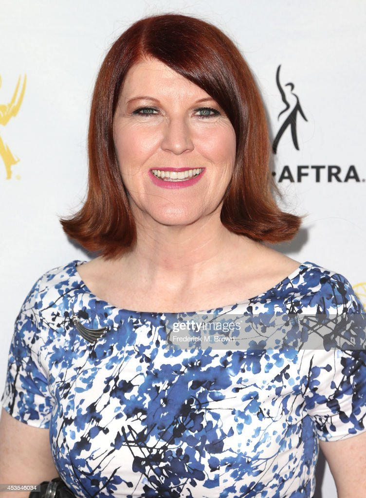 Actress Kate Flannery attends the Television Academy and SAG-AFTRA Presents Dynamic & Diverse: A 66th Emmy Awards Celebration of Diversity at the Leonard H. Goldenson Theatre on August 12, 2014 in North Hollywood, California.