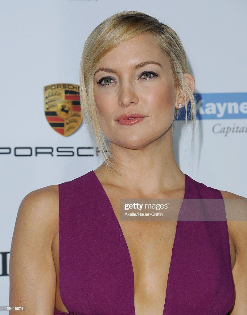 Actress Kate Hudson arrives at the 2014 Baby2Baby Gala presented by Tiffany & Co. honoring Kate Hudson at The Book Bindery on November 8, 2014 in Culver City, California.