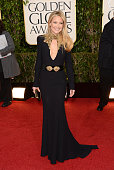 Actress Kate Hudson arrives at the 70th Annual Golden Globe Awards held at The Beverly Hilton Hotel on January 13 2013 in Beverly Hills California