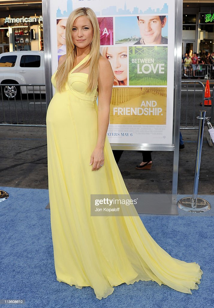 Actress Kate Hudson arrives at the Los Angeles Premiere 'Something Borrowed' at Grauman's Chinese Theatre on May 3 2011 in Hollywood California