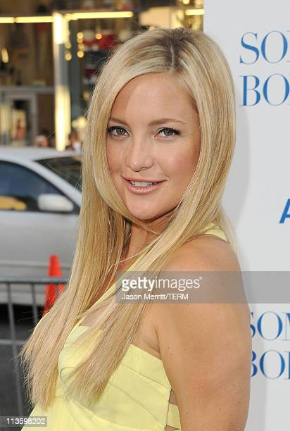 Actress Kate Hudson arrives at the premiere of Warner Bros 'Something Borrowed' held at Grauman's Chinese Theatre on May 3 2011 in Hollywood...
