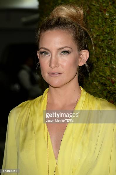 Actress Kate Hudson attends 'Decades of Glamour' presented by BVLGARI on February 25 2014 in West Hollywood California