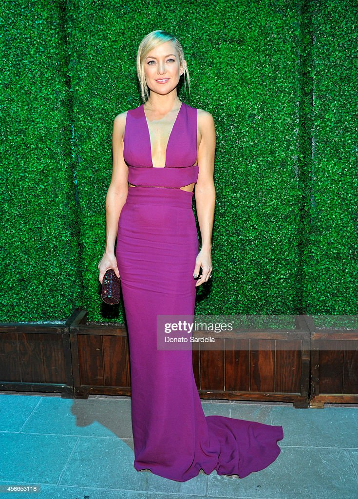 Actress Kate Hudson attends the 2014 Baby2Baby Gala presented by Tiffany Co on November 8 2014 in Culver City California