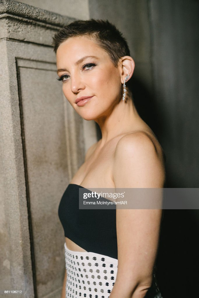 Celebrity Portraits at the amfAR Los Angeles Gala