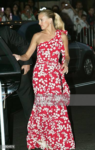 Actress Kate Hudson attends the Australian premiere of 'You Me and Dupree' at Greater Union Westfield Parramatta July 23 2006 in Sydney Australia