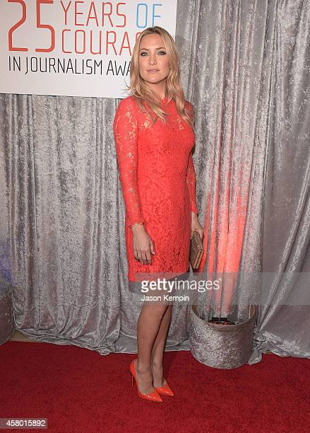 Actress Kate Hudson attends the IWMF Courage In Journalism Awards at The Beverly Hilton Hotel on October 28 2014 in Beverly Hills California