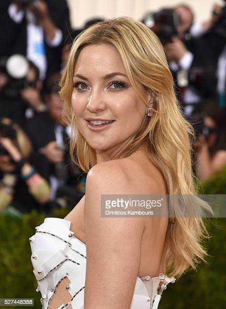 Actress Kate Hudson attends the 'Manus x Machina Fashion In An Age Of Technology' Costume Institute Gala at Metropolitan Museum of Art on May 2 2016...