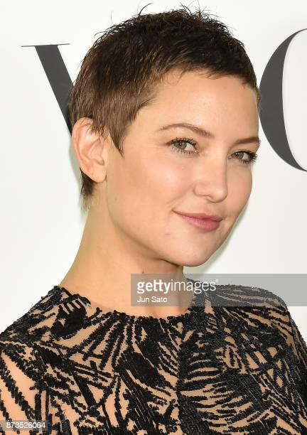 Actress Kate Hudson attends the Michael Kors Watch Hunger Stop Charity Gala Dinner at Riva Degli Etruschi on November 13 2017 in Tokyo Japan
