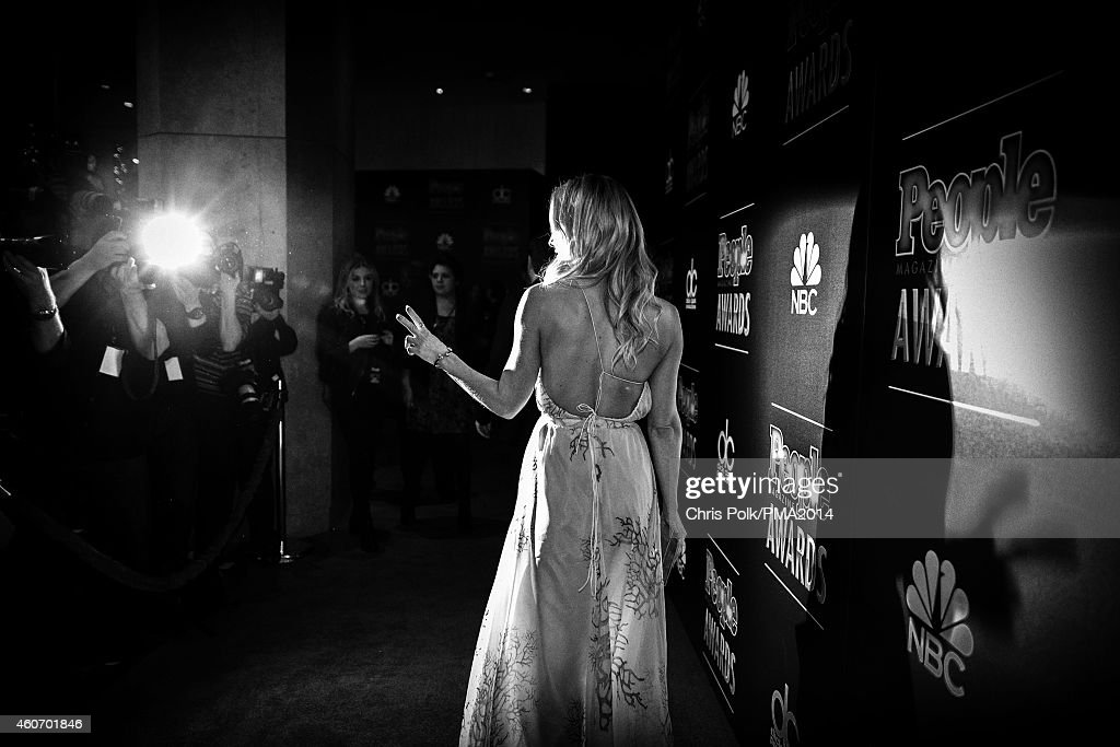 . Actress Kate Hudson attends the PEOPLE Magazine Awards at The Beverly Hilton Hotel on December 18, 2014 in Beverly Hills, California.
