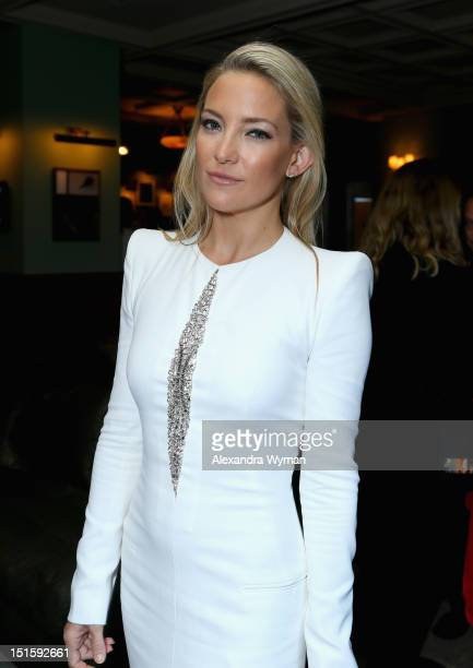 Actress Kate Hudson attends 'The Reluctant Fundamentalist' Soho House Grey Goose Vodka pregala screening party on September 8 2012 in Toronto Canada