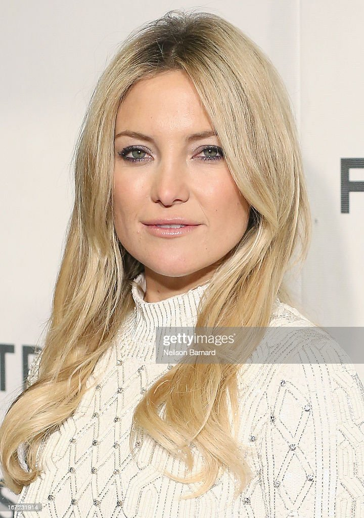 Actress Kate Hudson attends the 'Reluctant Fundamentalist' US Premiere during the 2013 Tribeca Film Festival on April 22, 2013 in New York City.