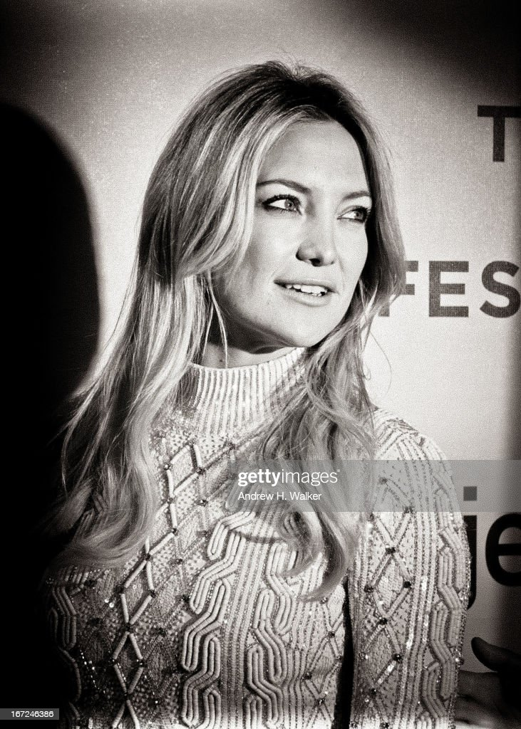 Actress Kate Hudson attends the 'Reluctant Fundamentalist' US Premiere during the 2013 Tribeca Film Festival on April 19 2013 in New York City