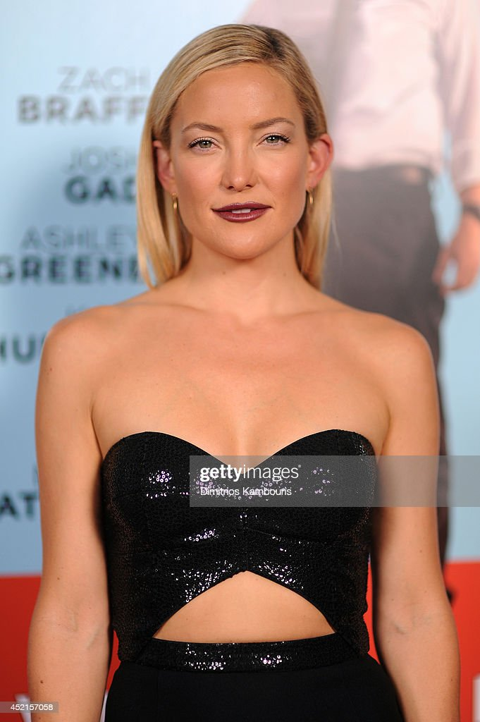Actress Kate Hudson attends the 'Wish I Was Here' screening at AMC Lincoln Square Theater on July 14, 2014 in New York City.