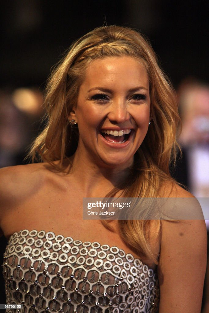 Actress Kate Hudson attends the World Premiere of 'Nine' at Odeon Leicester Square on December 3 2009 in London England
