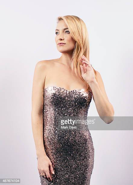 APPROVAL Actress Kate Hudson poses for a portrait at the 28th American Cinematheque Award Honoring Matthew McConaughey on October 21 2014 in Beverly...