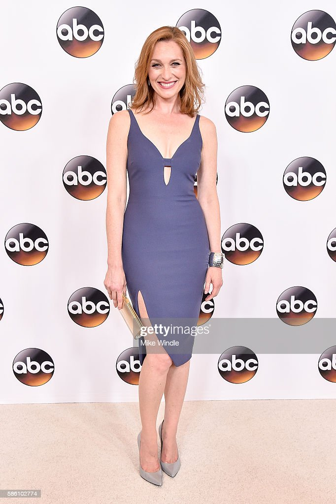 Actress Kate Jennings Grant attends the Disney ABC Television Group TCA Summer Press Tour on August 4, 2016 in Beverly Hills, California.
