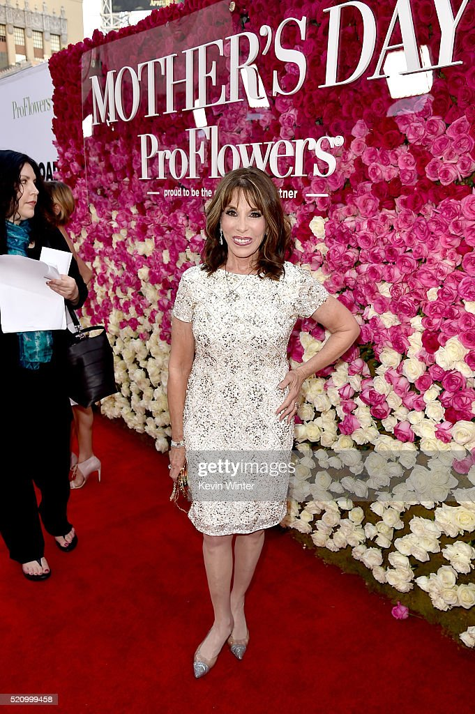 Actress Kate Linder attends Open Roads World Premiere of 'Mother's Day' at TCL Chinese Theatre IMAX on April 13 2016 in Hollywood California