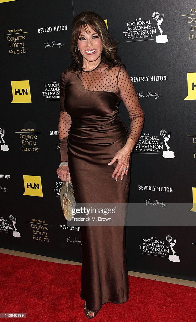 Actress Kate Linder attends the 39th Annual Daytime Entertainment Emmy Awards at The Beverly Hilton Hotel on June 23, 2012 in Beverly Hills, California.